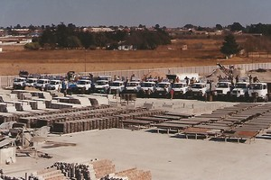 Country Wide Walling concrete precast walling, precast palisade fencing and retaining wall in the east rand