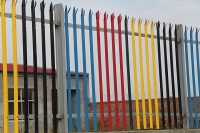 colourful palisades