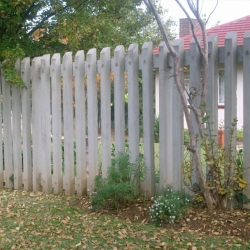 Concrete Palisade Fencing by Country Wide Walling 3