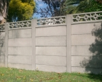 Plain Precast Walling by Country Wide Walling 5