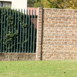 Concrete Brick with Steel Inserts by Country Wide Walling 2