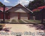Steel Gates by Country Wide Walling 5