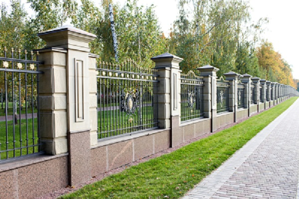 Easy ideas for perimeter walls