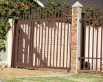 Steel Gates by Country Wide Walling 2